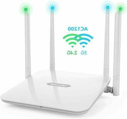 WAVLINK 1200Mbps High Power Long Range Wireless Wi-Fi Router