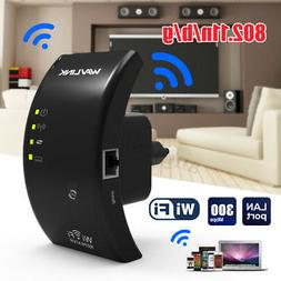 Wavlink N300 300Mbps Wireless 802.11 Wifi Range Router Repea