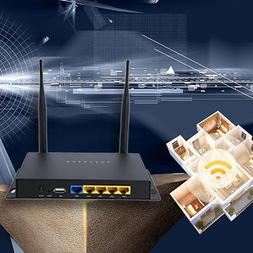 WE8305-T Wifi Router with 2 Antennas Enhance Wifi Signal for