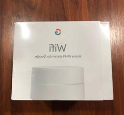 Google Wi-Fi AC1200 Model AC1304 Router Dual-Band  BRAND NEW