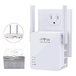 Wi-Fi Range Extender,ZIKO 300Mbps Wi-Fi Amplifier Wireless W