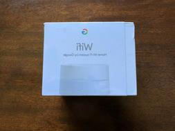 Google WiFi AC1200 Dual-Band Wi-Fi Router with 2 Gigabit Eth