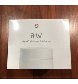 Google Wifi AC1200 Router Dual-Band Wi-Fi  BRAND NEW SEALED!