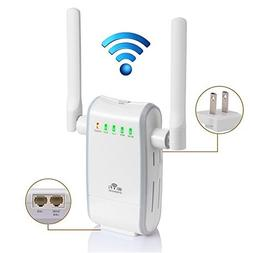 300M WiFi Extender Range Extender AP/Repeater/Router Mode Su