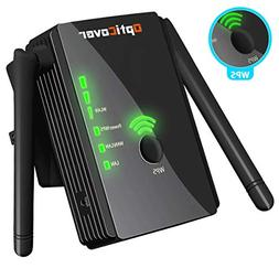 WiFi Extender with WPS Internet Signal