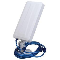 WiFi Long Range Extender Wireless Router Booster for PCs Rep