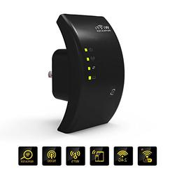 WiFi Range Extender, MECO WiFi Repeater 300Mbps WiFi Signal