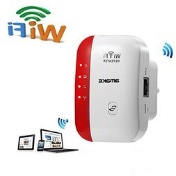 AMAKE Wifi Range Extender Wireless-N Mini Repeater 2.4G Lan