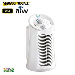 Wifi Remote Viewing Day-Video Mini Tower Air Purifier Hidden