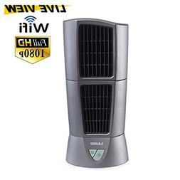 Wifi Remote Viewing Day-Video Mini Tower Air Ionizer Hidden