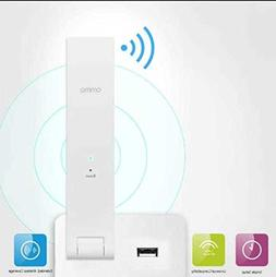 Omimo WiFi Extender RP-R1 300M WiFi Repeater Router Extender