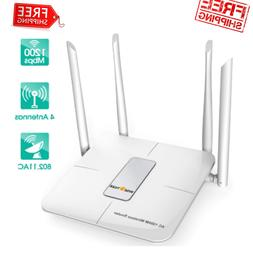 Wifi Router AC 5GHz Wireless Router for Home Office Internet