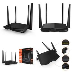 Wifi Router Dual Band Ac1200 Wireless Internet Home Computer