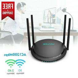 Wifi Router Gaming Streaming Home Office Wireless High Speed