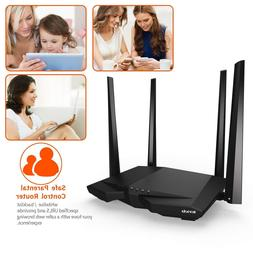 WiFi Router, High Speed Wireless Internet Router w/ Smart Ap