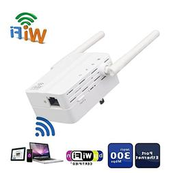 Wifi Router Range Extender, OnKey Internet Booster Signal Ex