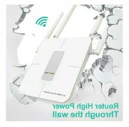 Wifi Router / Wifi Extender Combo Ac 5GHz Wireless, Works wi