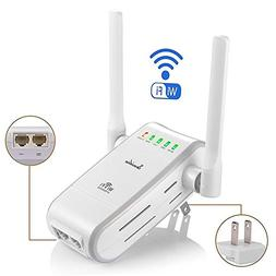 Seaidea Wifi Router 300Mbps Wireless Long Range Extender Rep
