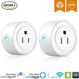 Wifi Smart Plug, Wi-Fi Smart House Devices Light Switch Powe