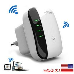 Wireless-N 300Mbps WiFi Repeater Range Extender Signal Boost