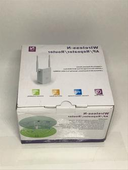 Wireless N Wifi Repeater Extender Access Point Router Easy S