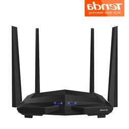 wireless router Tenda AC10 Dual band 2.4G/5G WIFI router 100