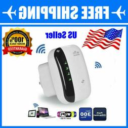 Wireless Router Amplificador Wifi Range Expander Extender WI