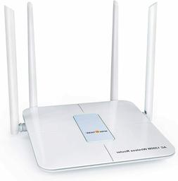 Wireless Router 1200mbps Long Range Wifi Router Ac High Spee
