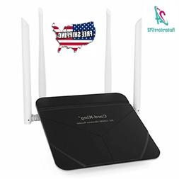 Wireless Router with Wifi Repeater Long range Ac 1200mbps Hi