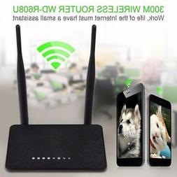 Wireless WiFi Router 1WAN + 4LAN Ports 802.11b/g/n MT7628KN