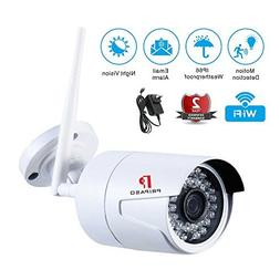 Pripaso Wireless WIFI Security Camera, 720P HD Home